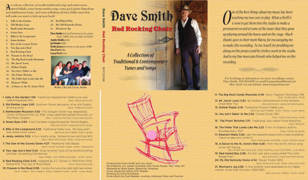 Red Rocking Chair Band ~ Red rocking chair harmony band
